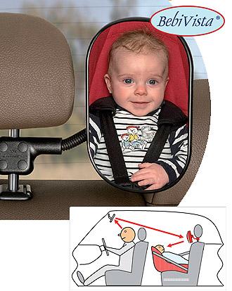 v terzeit produkttest spiegel f r die babyschale von. Black Bedroom Furniture Sets. Home Design Ideas