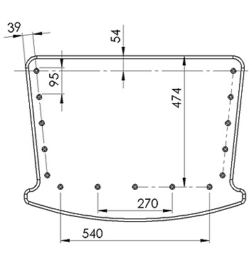 wiege selber bauen die bauanleitung f r werdende v ter. Black Bedroom Furniture Sets. Home Design Ideas