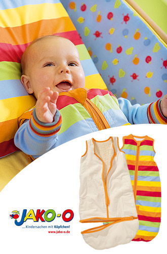 Väterzeit Produkttest Ganzjahres Schlafsack Von Jako O Väterzeit