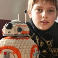 Lego Star Wars Modell BB-8 im Test